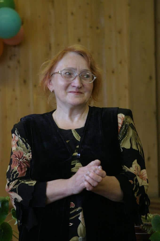 Валентина Либерцова получила литературную премию