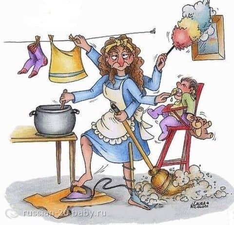Свари игрушки и погладь посуду!