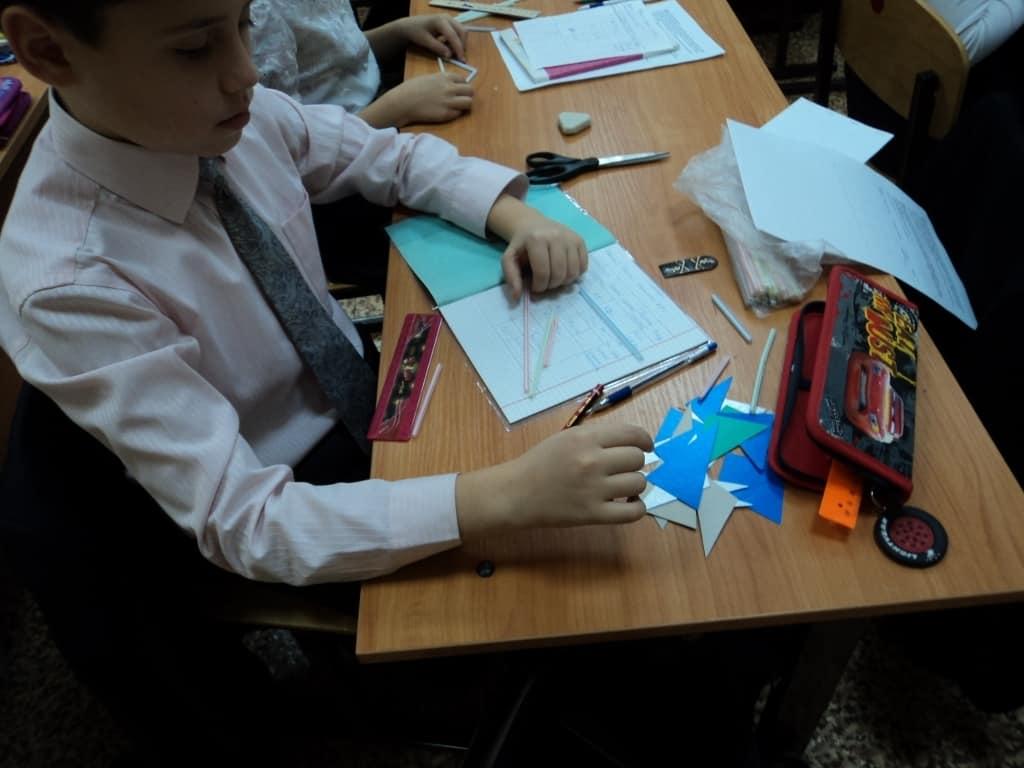 Конструкторский набор для уроков математики