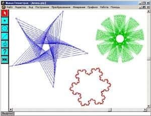 «Живая геометрия» в I-V классах