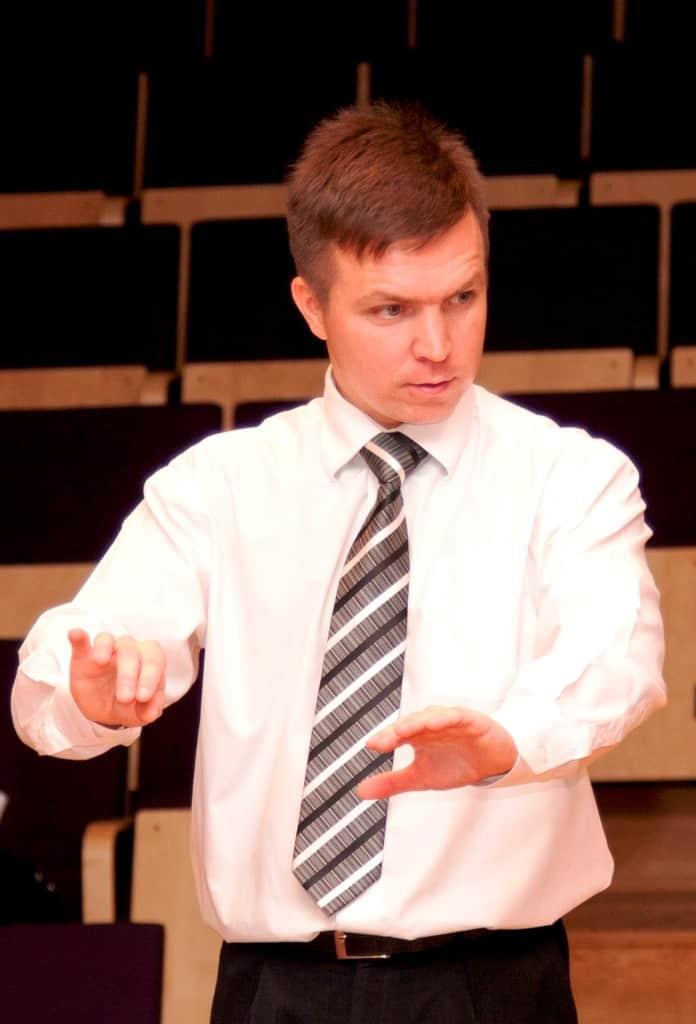 Алексей Чугаев победил в «Битве дирижеров»