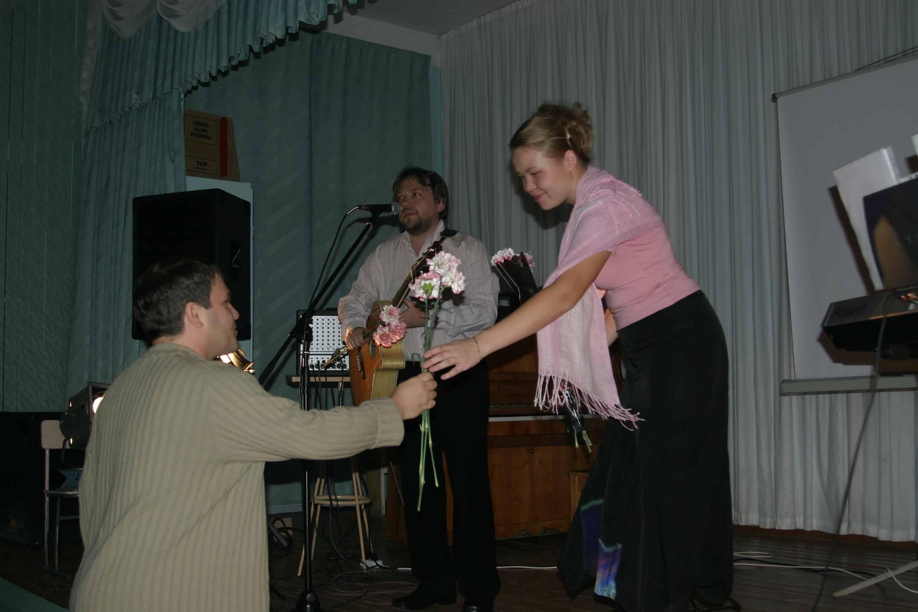 Концерт  «Лучшее» Анны и Андрея Лукиных