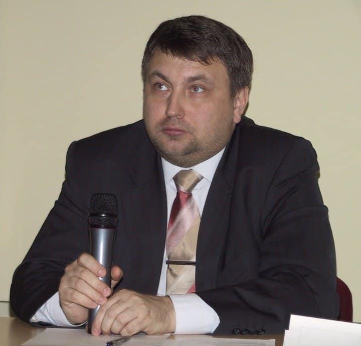 А.А. Попов Фото с сайта opencu.ru
