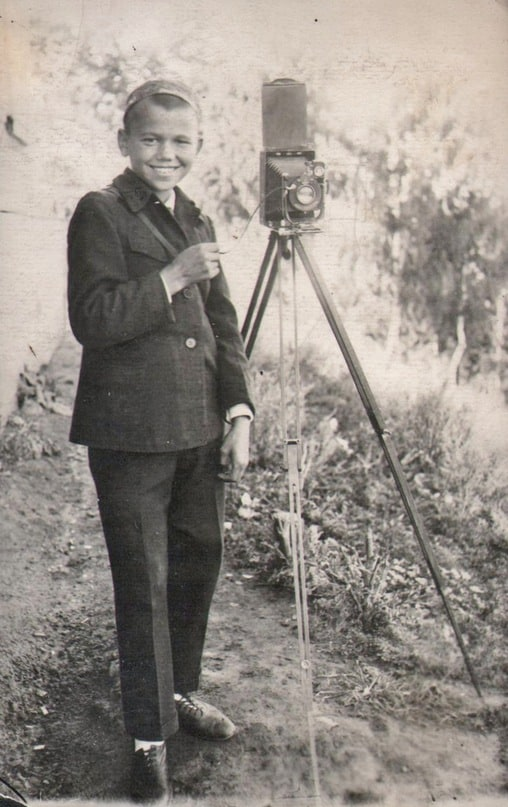 Герман Никитьевич Свинцов, 1938