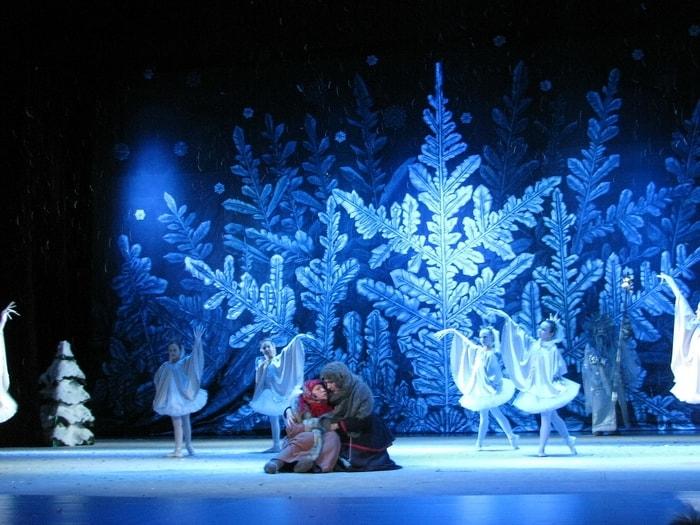 Фото Музыкального театра РК