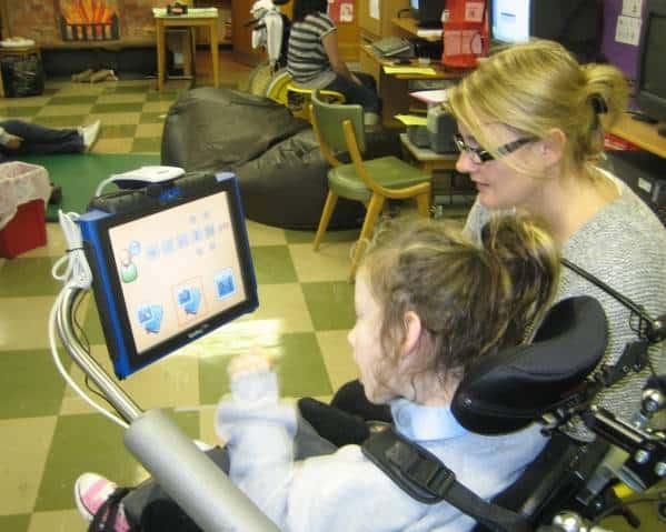 Ярмарка возможностей для детей-инвалидов