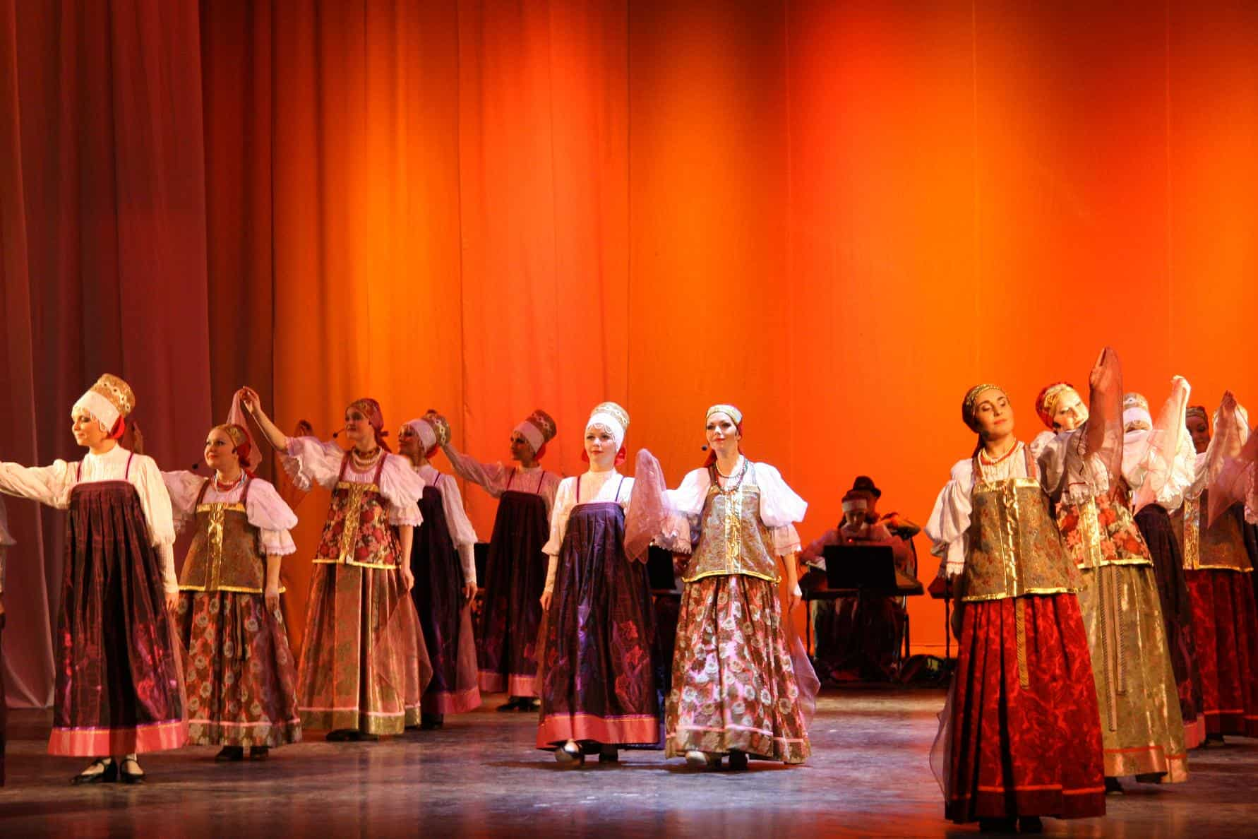 Ансамбль «Кантеле» о «Русских Карелии»