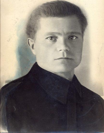 Мой дед Никита Свинцов
