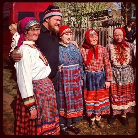 В Финляндии вышел фильм о финно-уграх России