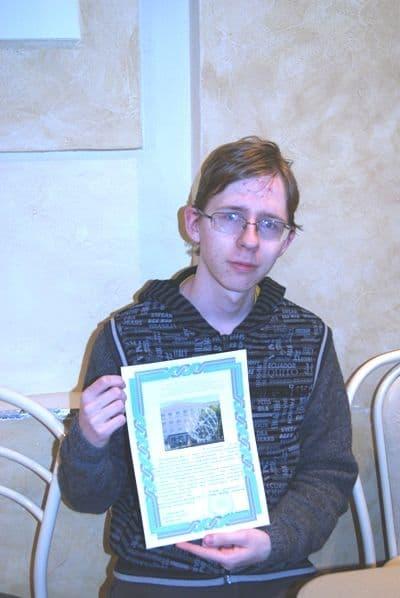 Егор Воронецкий завоевал золото на олимпиаде по математике в Китае!