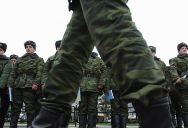 Студенты на каникулах отправятся в армию