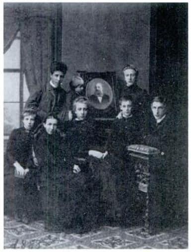 Семейство доктора Майера