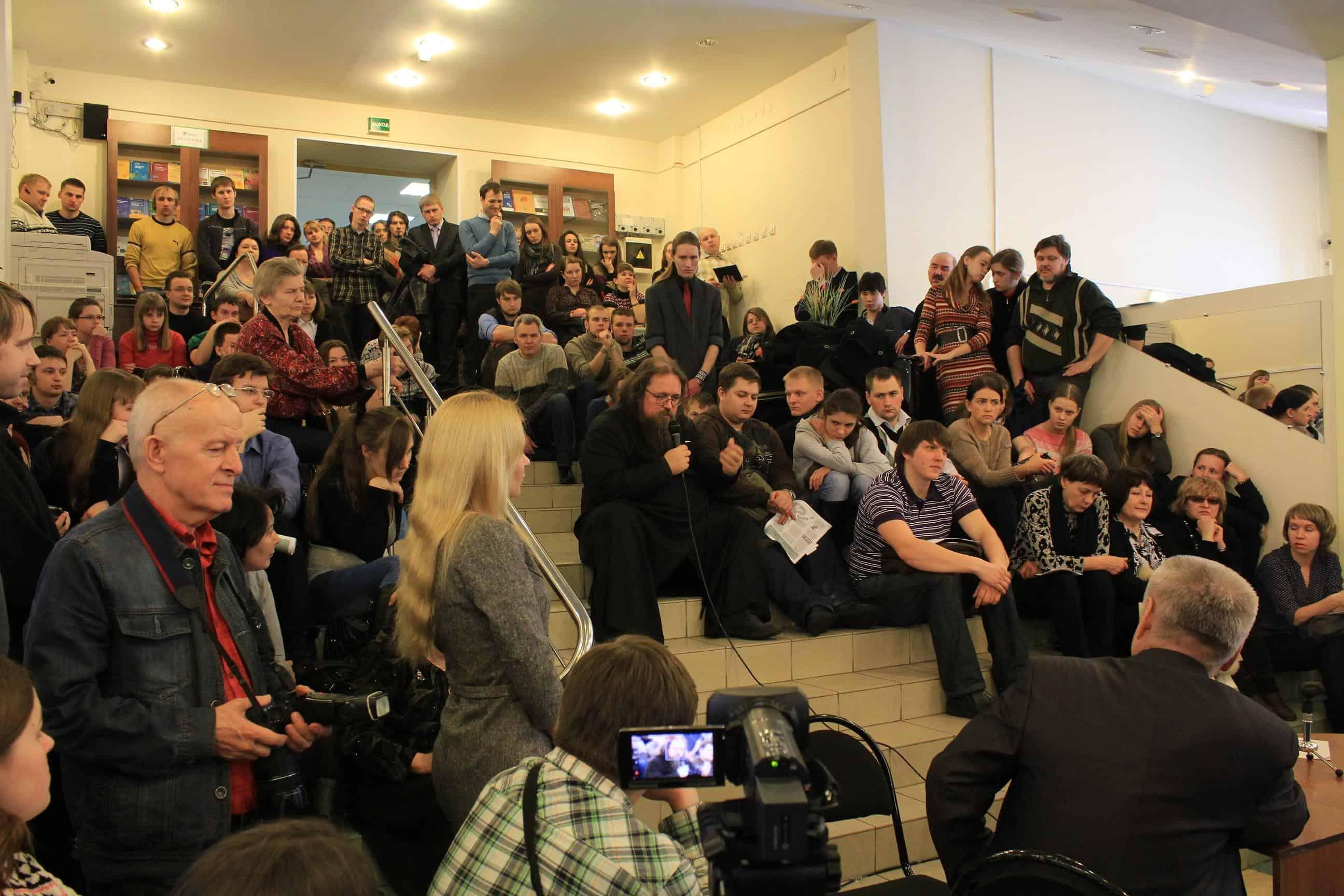Андрей Кураев: Не спешите хоронить РПЦ! (видео)