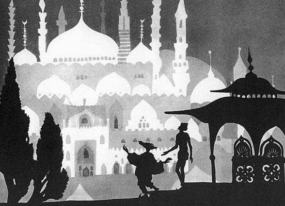 Впервые в России фильм «Танец теней»