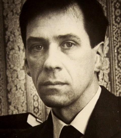 Андрей Евгеньевич Кунильской. 1994 год. Фото Ирины Ларионовой