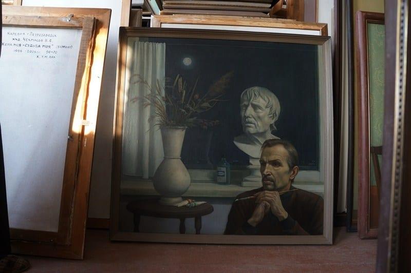 Валентин Чекмасов: «Я не жду вдохновения, я работаю»