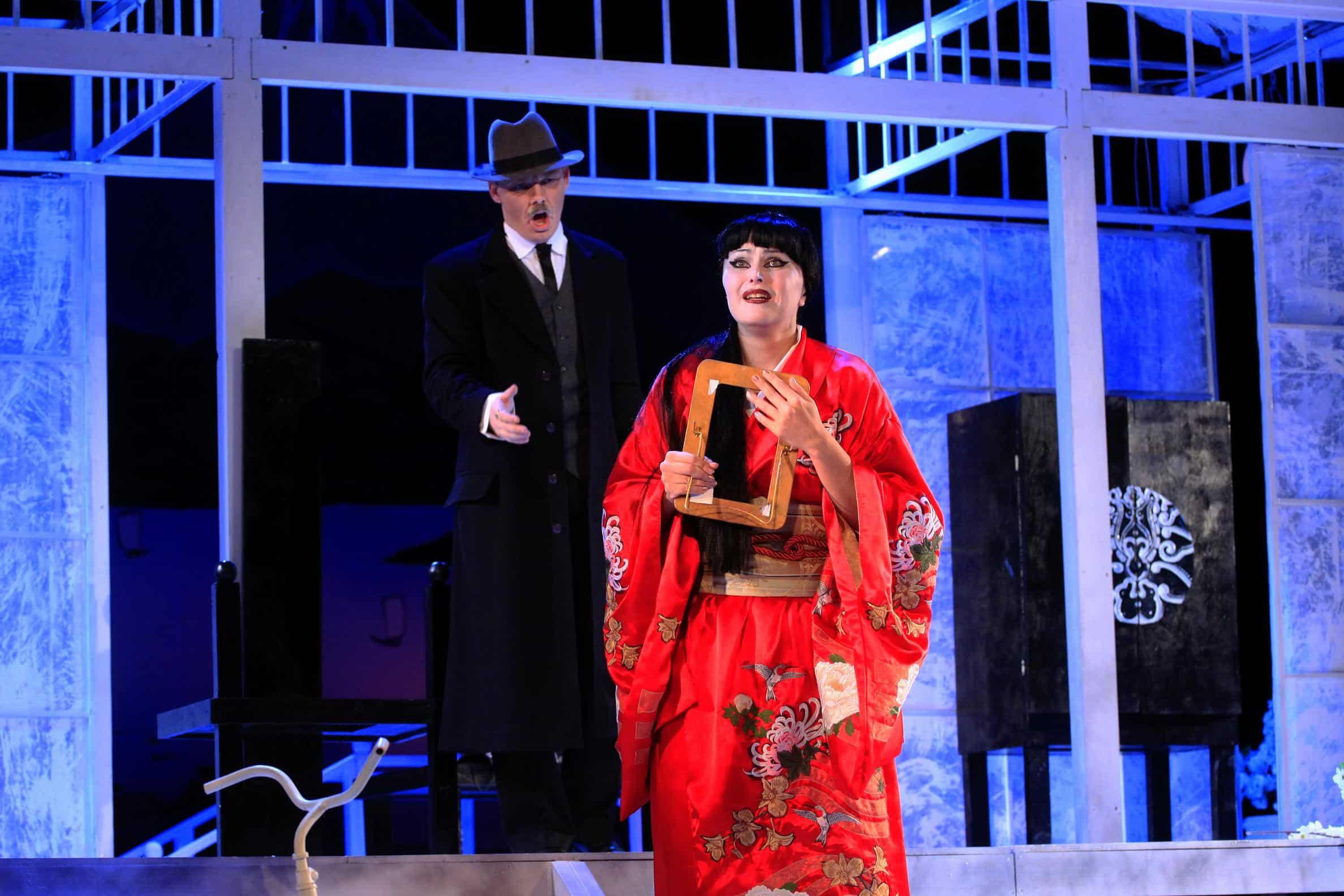 Премия «Сампо» и четыре Чио-Чио-сан