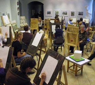 Детская художественная школа объявляет набор