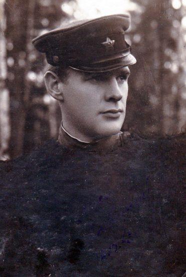 Юрий Бабин, 1942 год