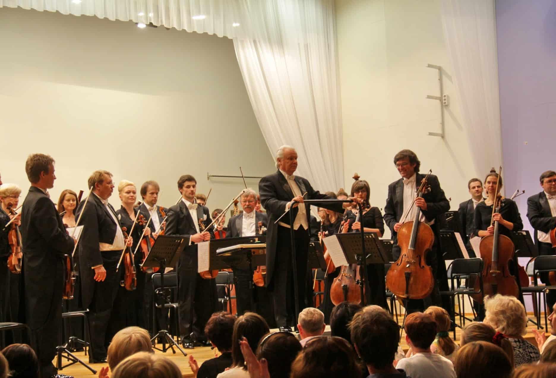 Чайковский в трактовке Юрия Симонова