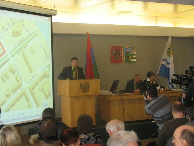 Гаврюшев отозвал иск по статусу Левашовского бульвара