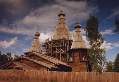 В Кеми начинается реставрация Успенского собора