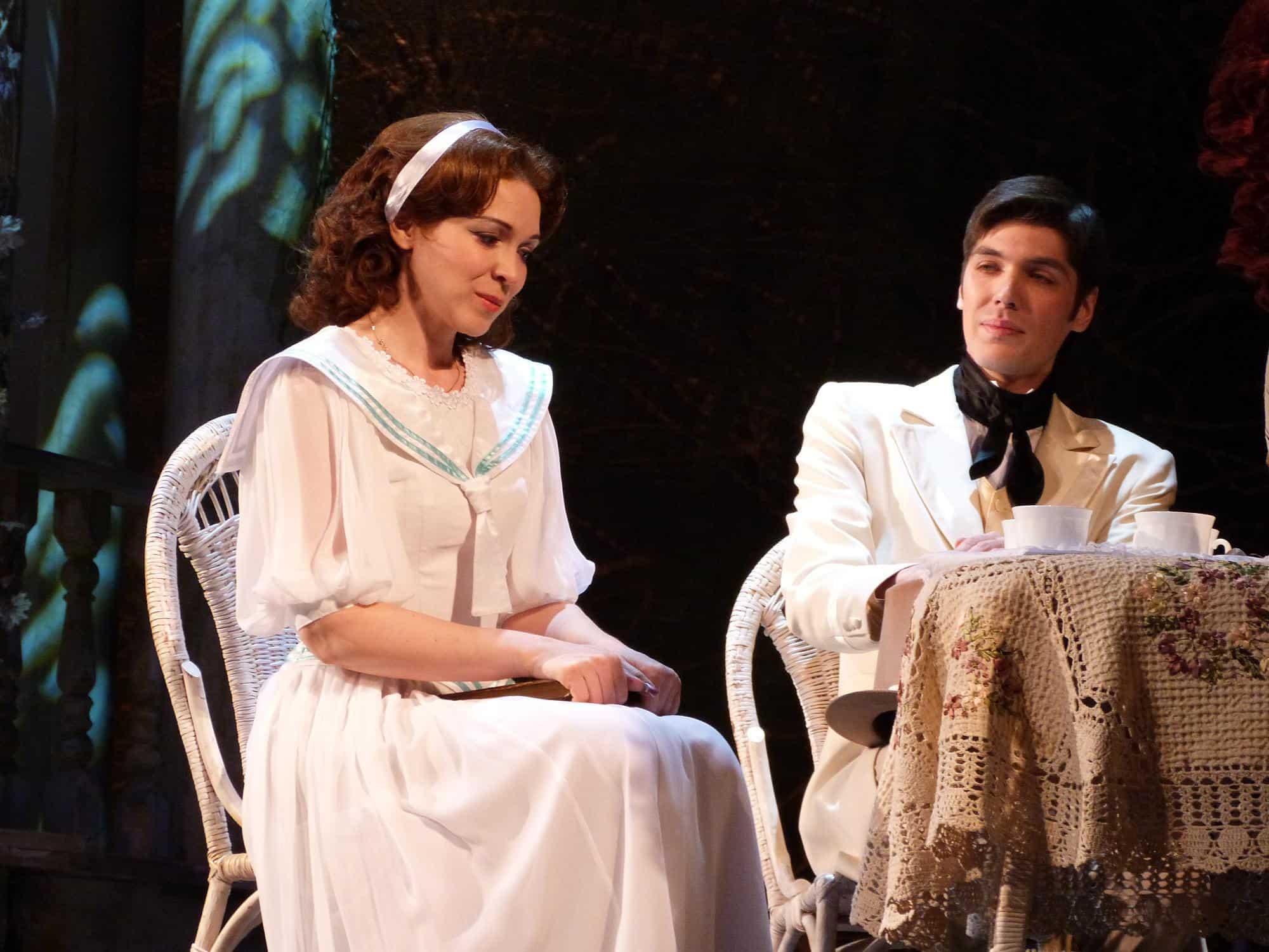 Оперу «Евгений Онегин» покажут в Пушкинский день