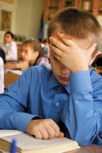 Карельских пятиклассников беспокоит школьный стресс