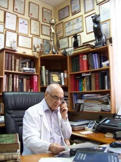 Анатолий Зильбер. Фото Натальи Лайдинен