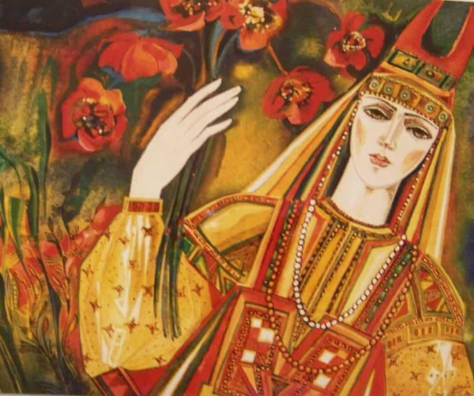 Тамара Юфа. Маки