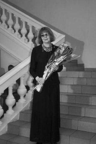 Тамара Юфа: «Я родом из XIX века»