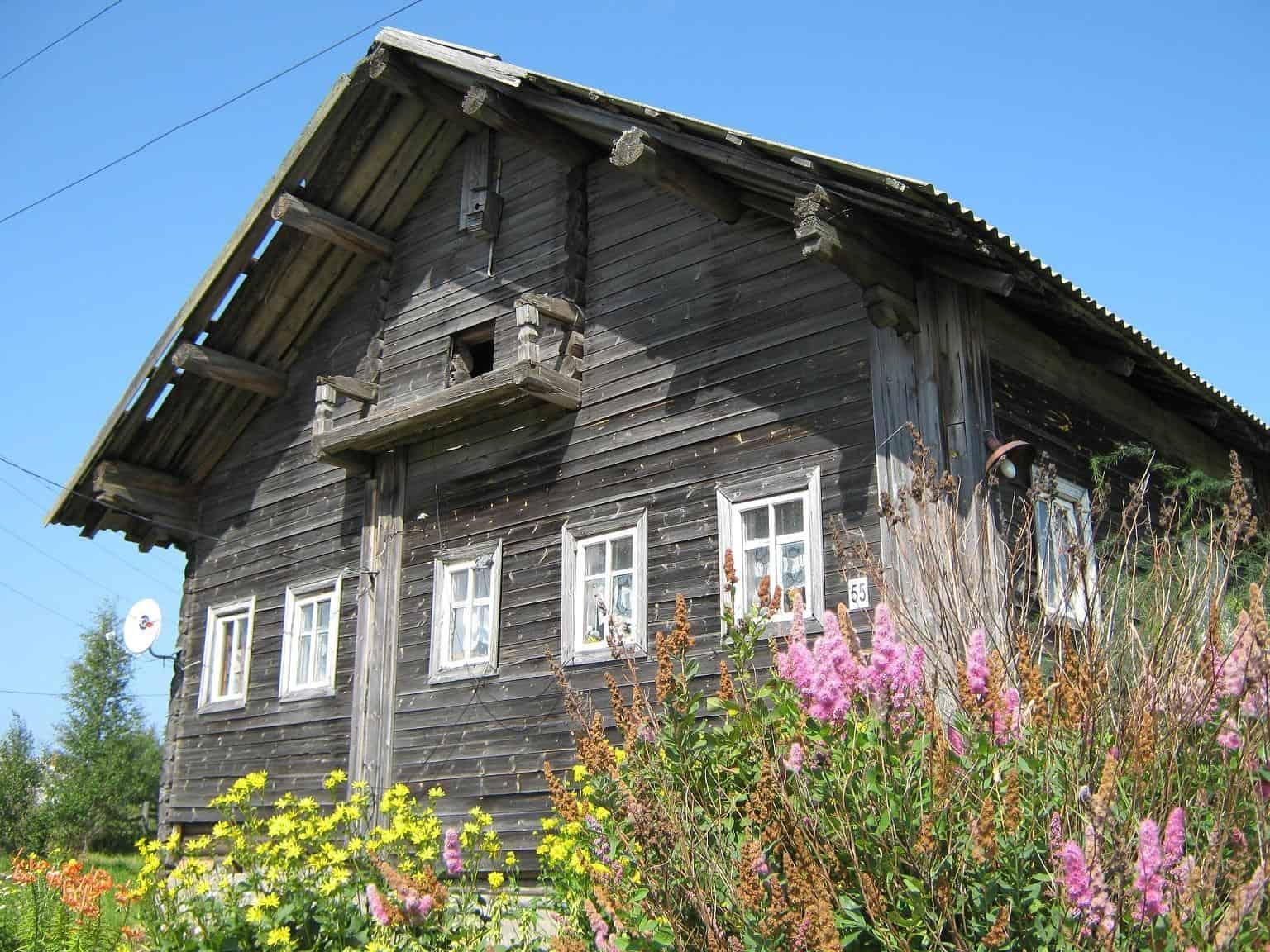 Дом окнами на жизнь