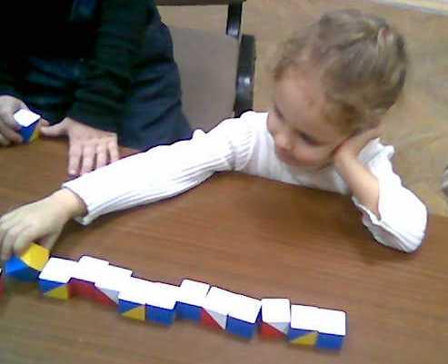 Задача про кубик