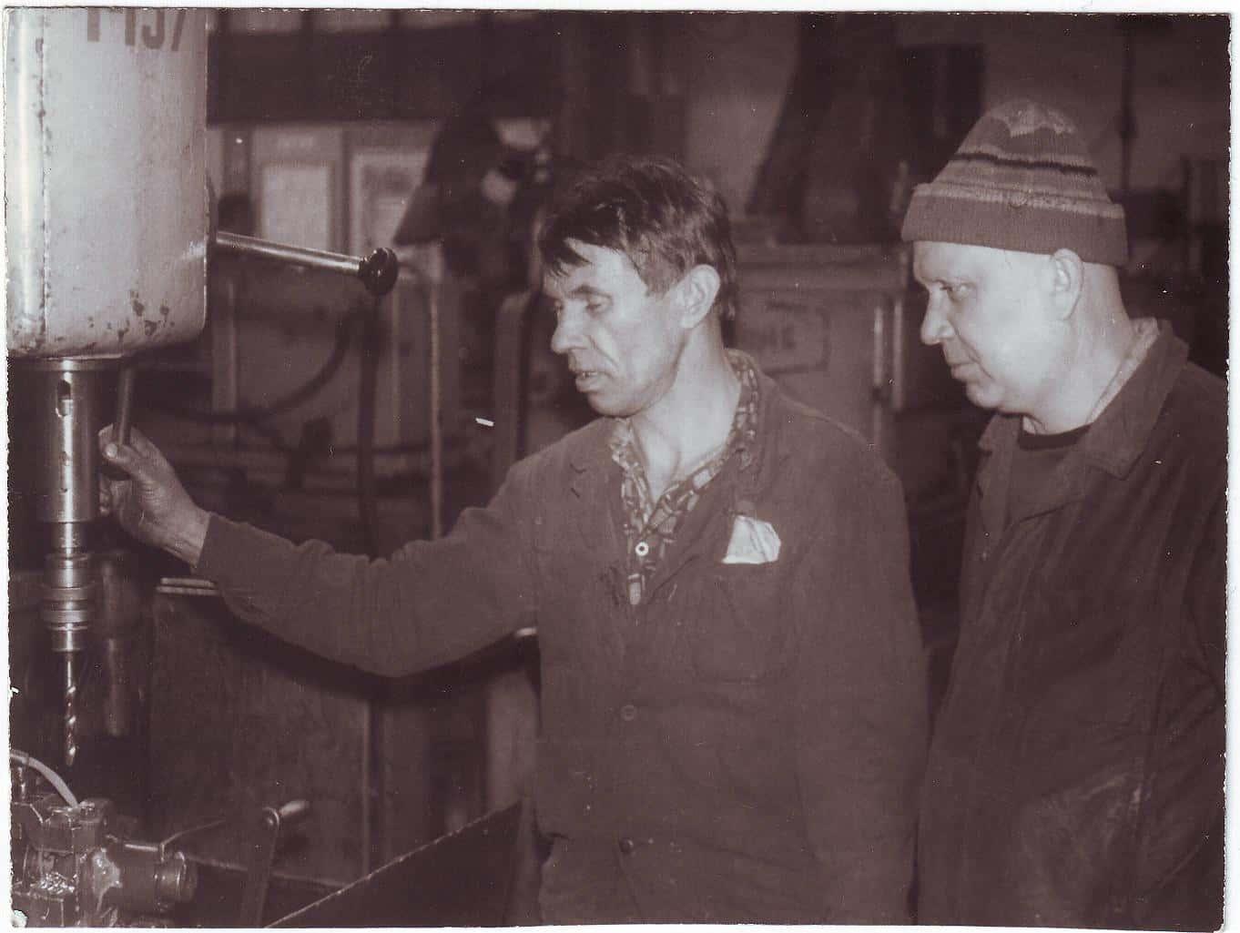 Фото из личного архива Олега Мошникова