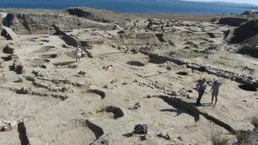 Археологи обнаружили храм времен античности