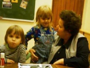 Наглядные задачи для малышей
