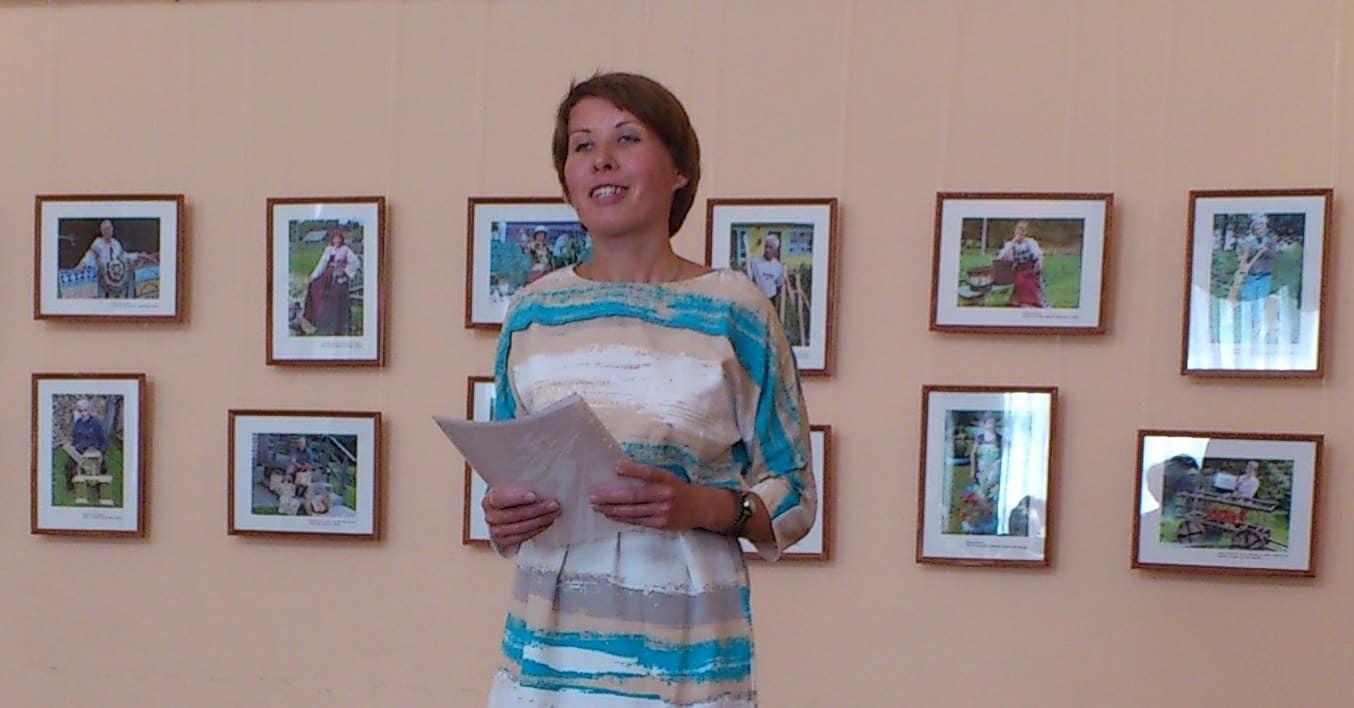 Олонецкие фотографы поддержали Дом карельского языка
