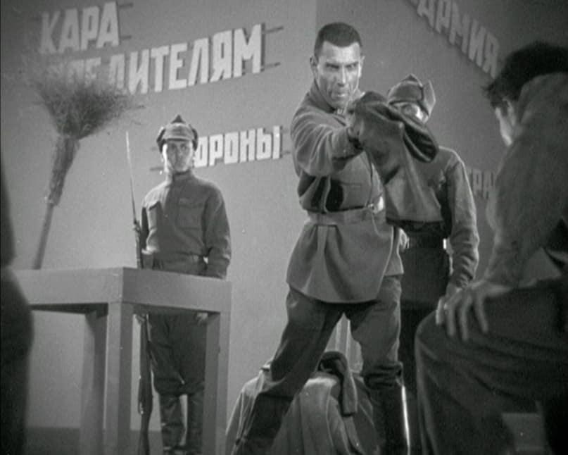 Фильм 30-х годов показали под современный саундтрек