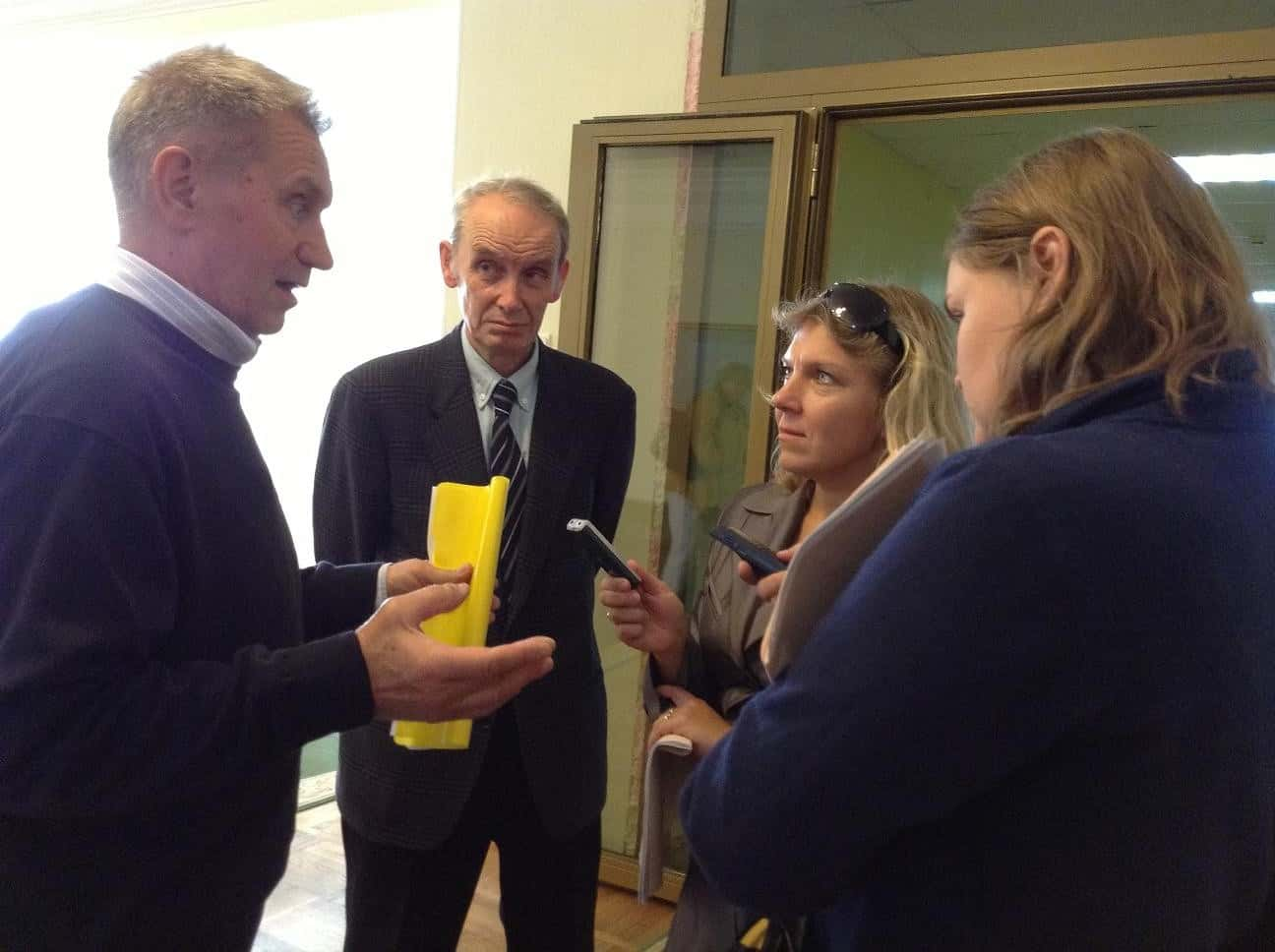 Депутаты не стали обсуждать ситуацию с журналом Carelia