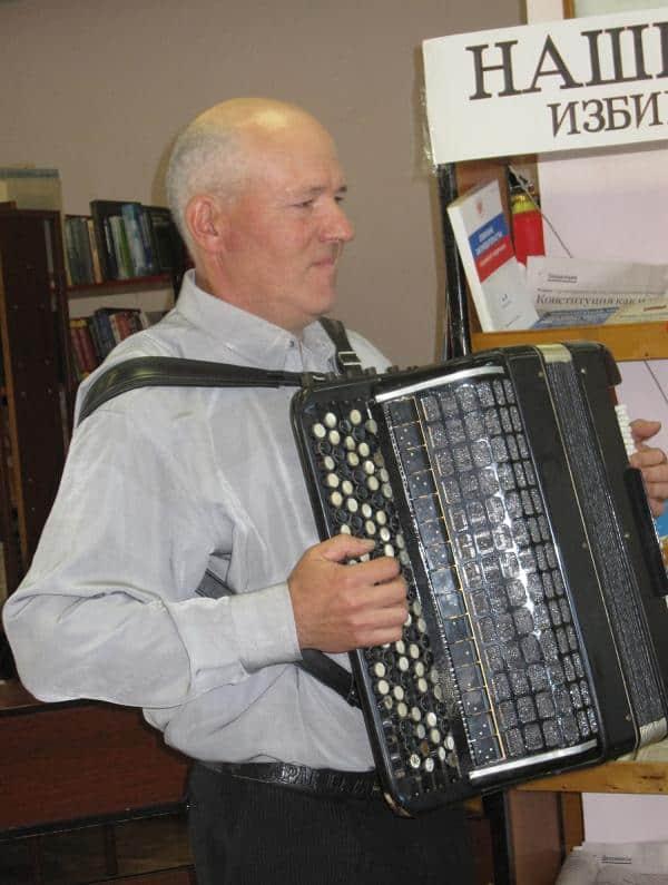 Литературную премию имени Брендоева получил Николай Рышкин
