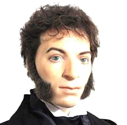 Робот Ай-Да-Пушкин рифмует и читает стихи