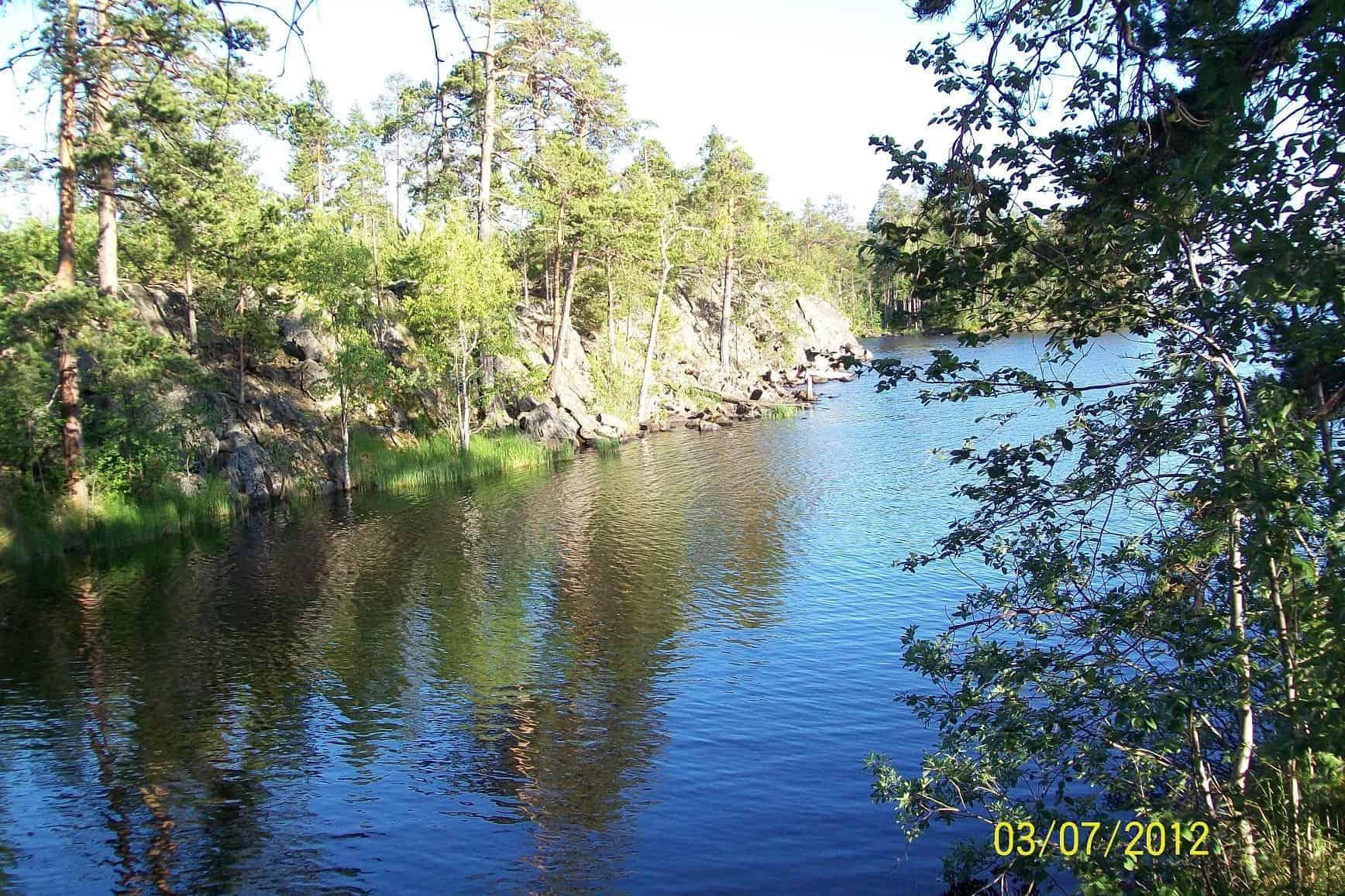 О природно-климатических аспектах экологической ситуации в Карелии