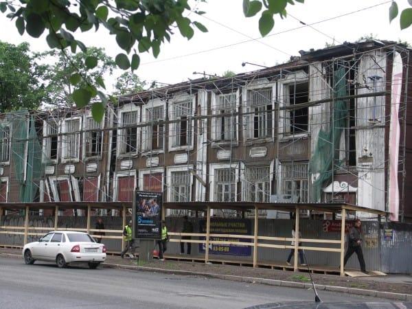 Собственника обязали защитить объект культурного наследия
