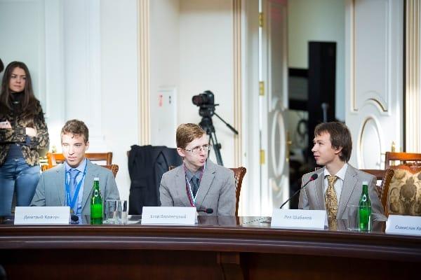 Егор Воронецкий стал гордостью страны