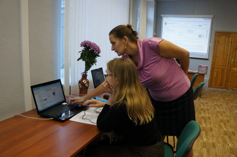 Пожилых научат компьютерной грамотности