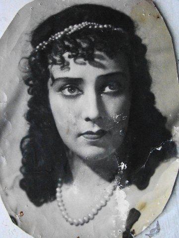 Тамара Георгиевна Майер, моя двоюродная бабушка