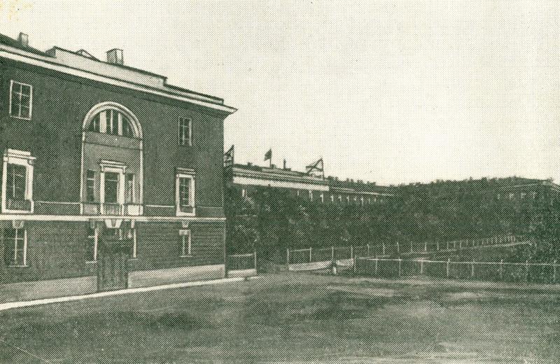 Кроштадтский военно-морской госпиталь в начале ХХ века.( 2)