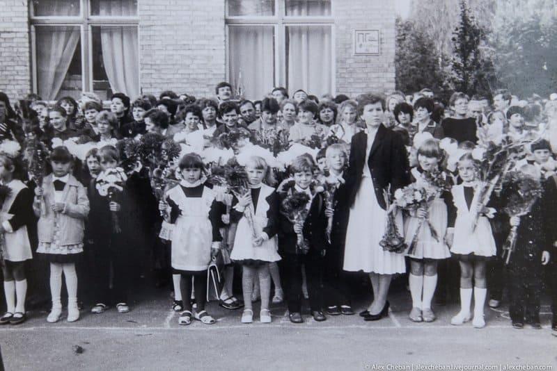 Наши школьные годы в СССР