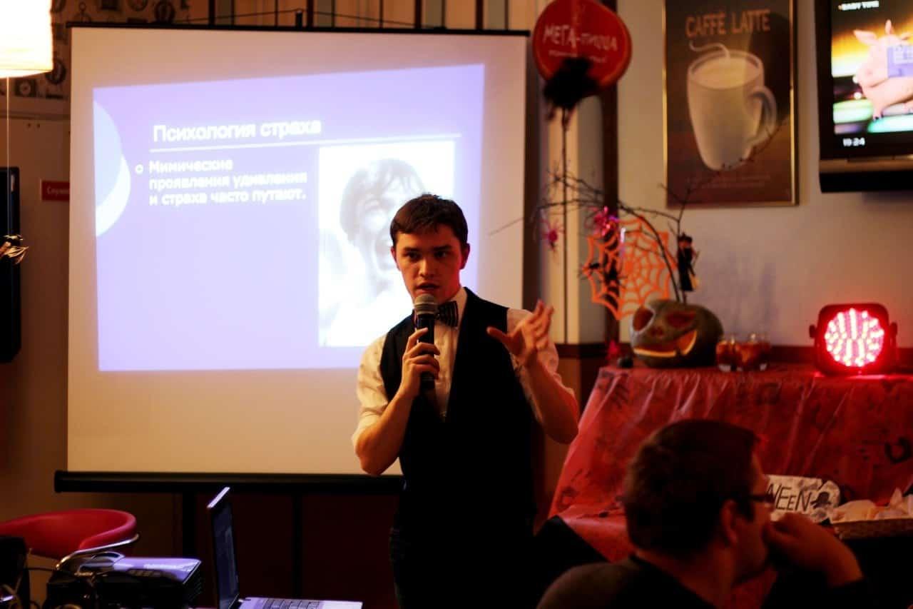 7 вопросов молодому учёному Виктору Лебедеву