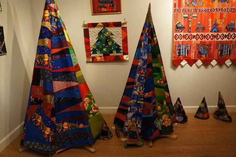Новогоднее настроение с кондопожскими мастерицами